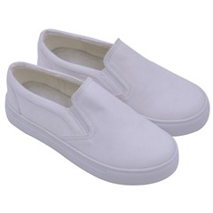 Kids  Canvas Slip Ons