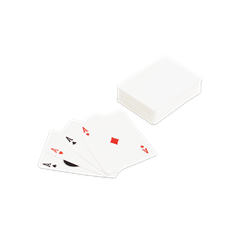 Playing Cards Single Design (Mini)