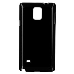 Samsung Galaxy Note 4 Case (Black)