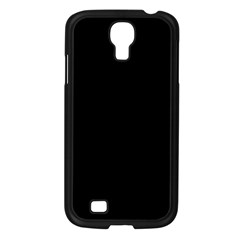 Samsung Galaxy S4 I9500/ I9505 Case (Black)